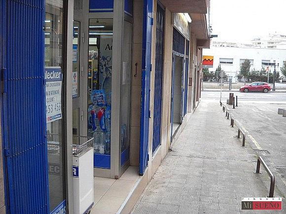 Fachada - Local en alquiler en calle Principat de Andorra, Eixample Tarragona en Tarragona - 285595042