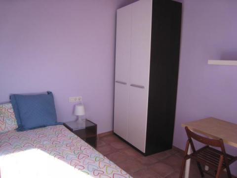 Dormitorio - Piso a compartir en calle Correu Vell, El Gótic en Barcelona - 26189854