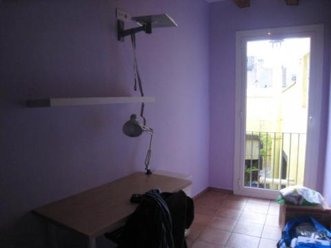 Dormitorio - Piso a compartir en calle Correu Vell, El Gótic en Barcelona - 26189857