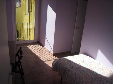 Dormitorio - Piso a compartir en calle Correu Vell, El Gótic en Barcelona - 26189859