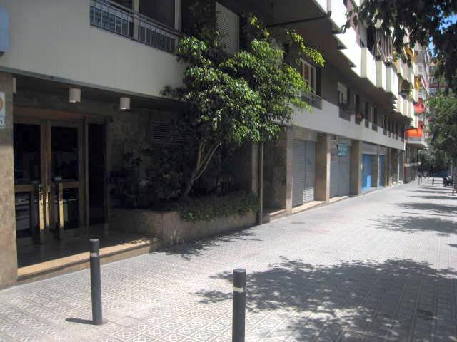 Detalles - Parking en alquiler en calle Emerita Augusta, Les corts en Barcelona - 84873899