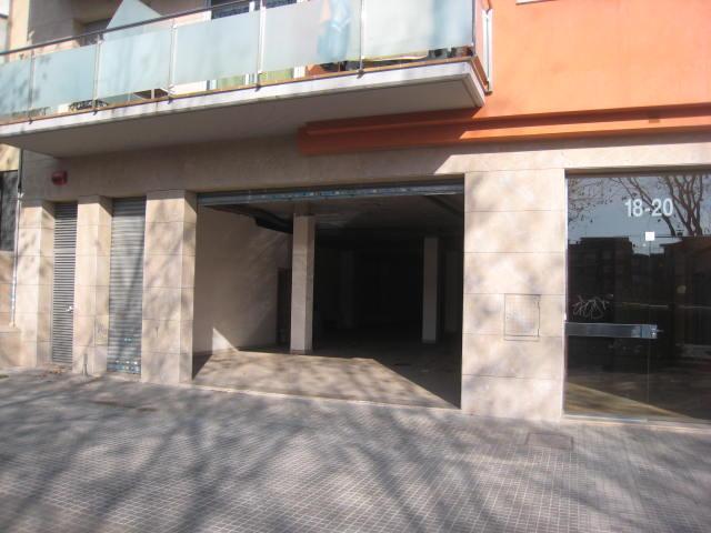 Fachada - Local en alquiler en rambla Marquesa Castellbell, Centre o Can Nadal en Sant Feliu de Llobregat - 57443294