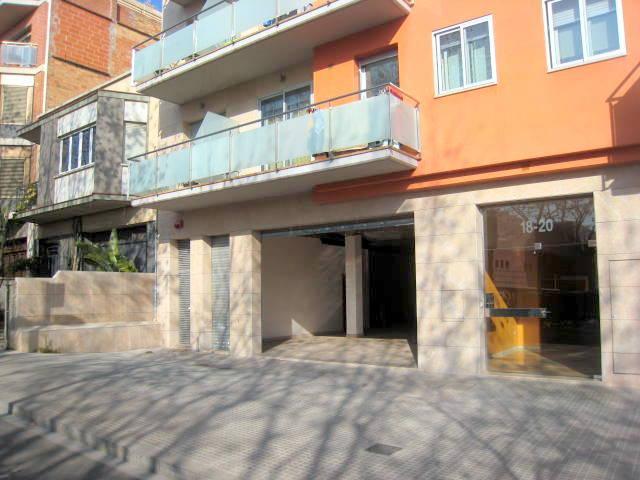 Fachada - Local en alquiler en rambla Marquesa Castellbell, Centre o Can Nadal en Sant Feliu de Llobregat - 57443295