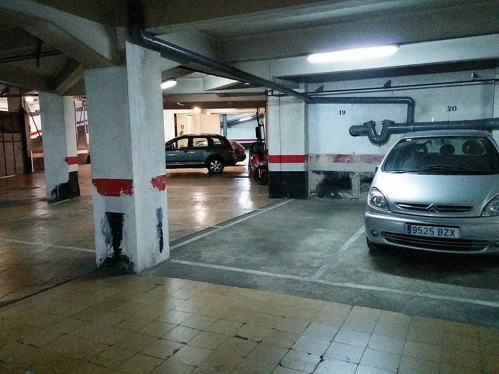 Detalles - Parking en alquiler en plaza Castilla, Eixample en Barcelona - 153088434