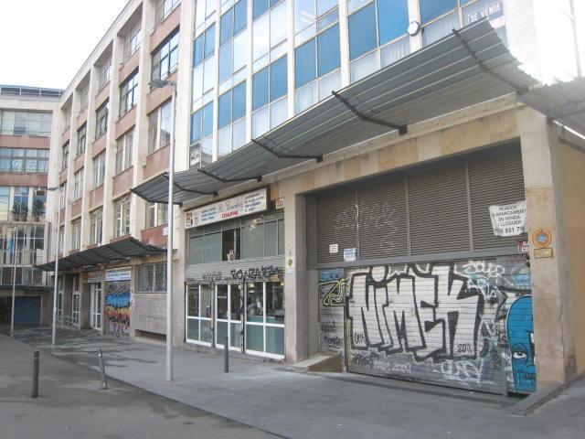 Fachada - Parking en alquiler en plaza Castilla, Eixample en Barcelona - 60705210