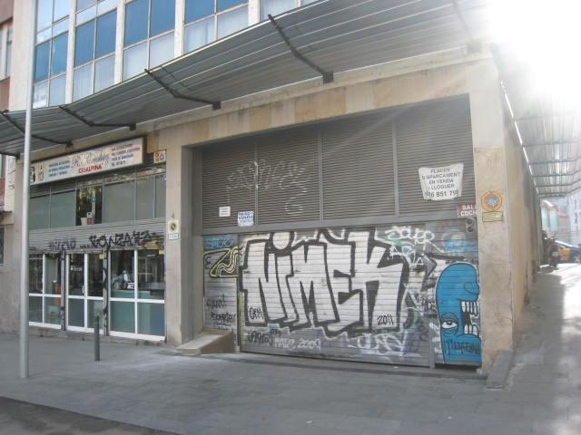 Fachada - Parking en alquiler en plaza Castilla, Eixample en Barcelona - 60705214