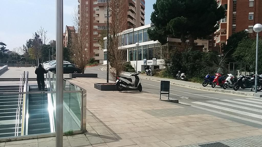 Fachada - Parking en alquiler en paseo Vall Hebron, La Vall d´Hebron en Barcelona - 186910752