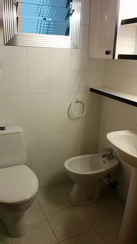 Baño - Piso en alquiler en calle Gran Via Corts, Eixample dreta en Barcelona - 211035639