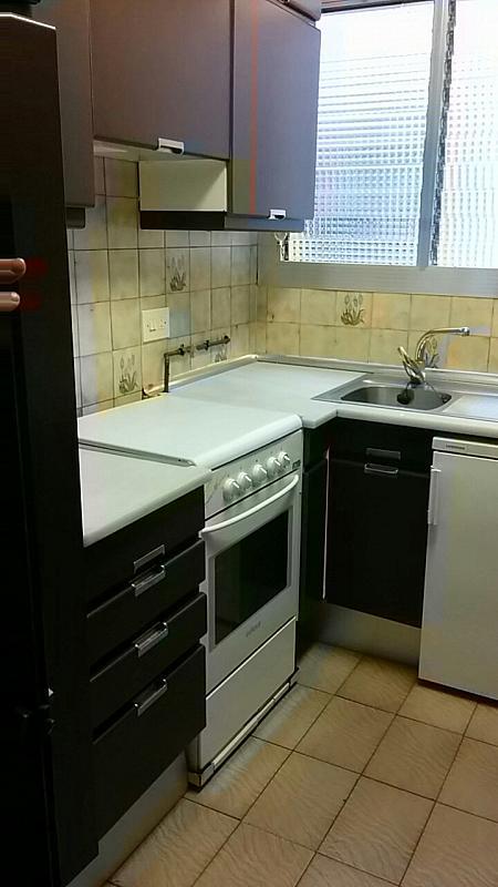 Cocina - Piso en alquiler en calle Gran Via Corts, Eixample dreta en Barcelona - 211035681