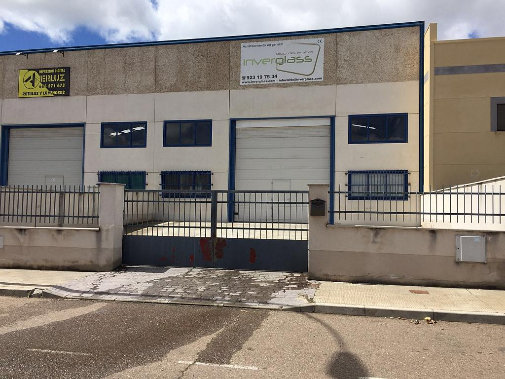Nave en alquiler en calle Vertical III, El Montalvo en Salamanca - 278516225