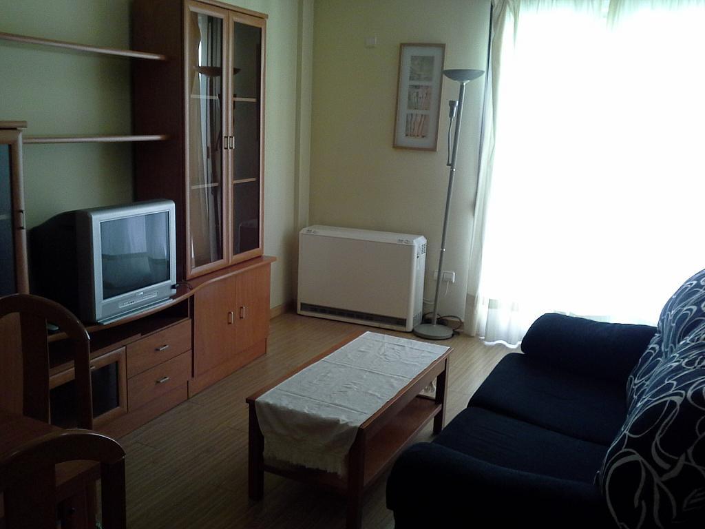 Salón - Apartamento en alquiler en calle Cuesta San Blas, Centro en Salamanca - 243037216