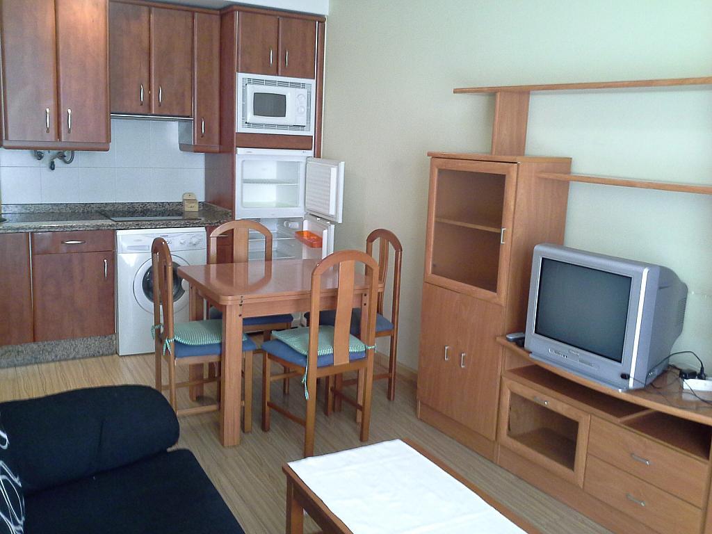 Salón - Apartamento en alquiler en calle Cuesta San Blas, Centro en Salamanca - 243037235