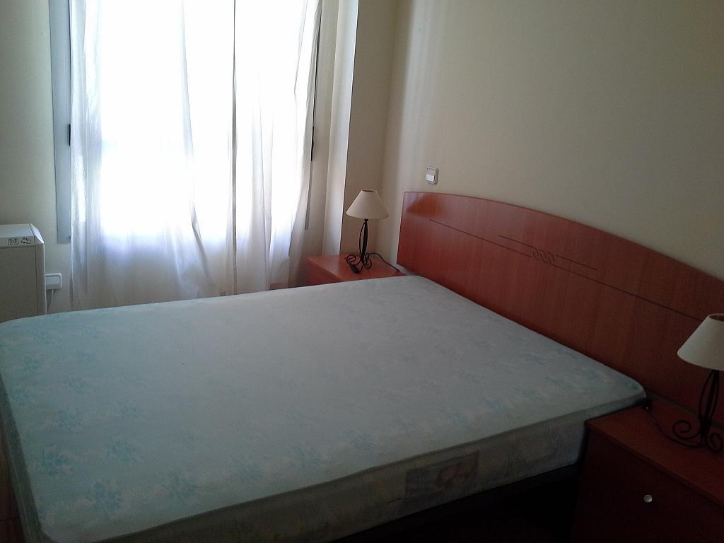 Dormitorio - Apartamento en alquiler en calle Cuesta San Blas, Centro en Salamanca - 243037242