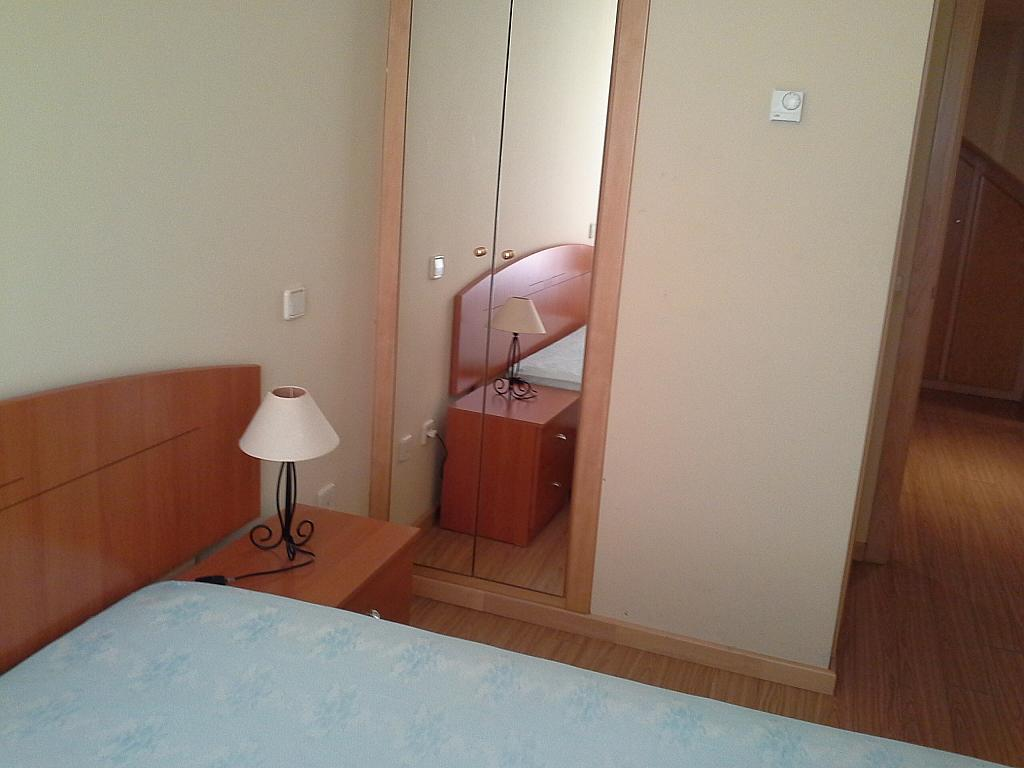 Dormitorio - Apartamento en alquiler en calle Cuesta San Blas, Centro en Salamanca - 243037266