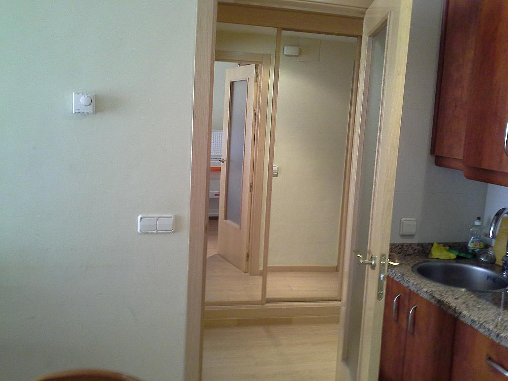 Cocina - Apartamento en alquiler en calle Cuesta San Blas, Centro en Salamanca - 243037279