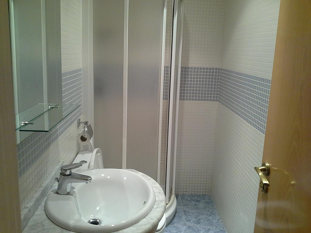 Baño - Apartamento en alquiler en calle Cuesta San Blas, Centro en Salamanca - 243037284