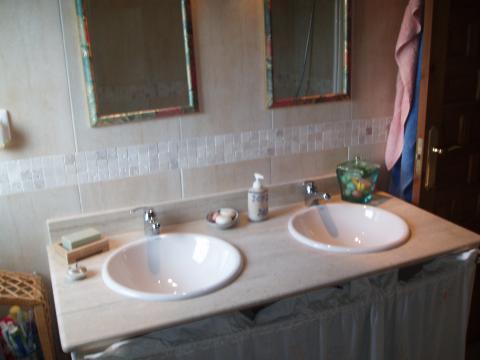 Baño - Chalet en alquiler en carretera Riosapero, Villaescusa - 32974481