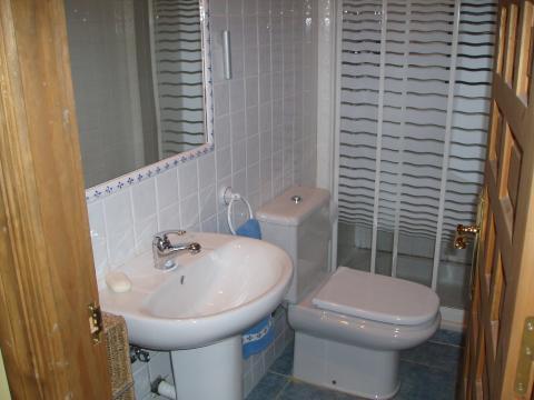 Baño - Chalet en alquiler en carretera Riosapero, Villaescusa - 32974490