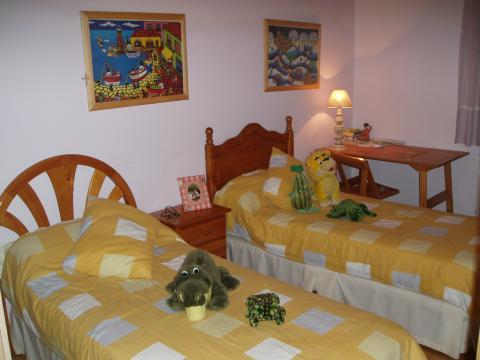 Dormitorio - Chalet en alquiler en carretera Riosapero, Villaescusa - 32974542