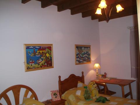 Dormitorio - Chalet en alquiler en carretera Riosapero, Villaescusa - 32974550
