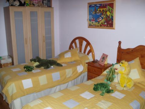 Dormitorio - Chalet en alquiler en carretera Riosapero, Villaescusa - 32974557