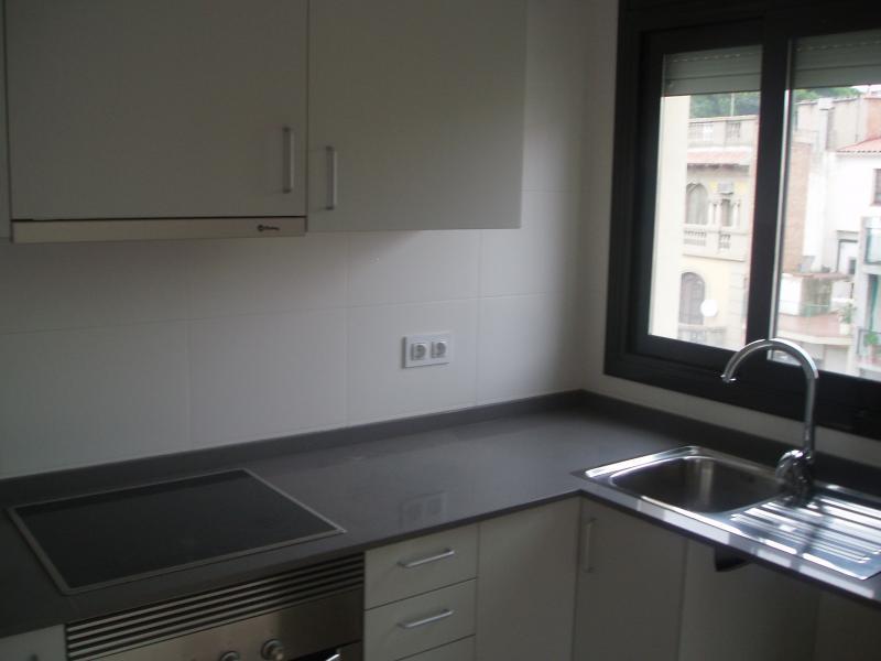 Cocina - Piso en alquiler en calle Mossen Josep Rossell, Sant Feliu de Codines - 106325149