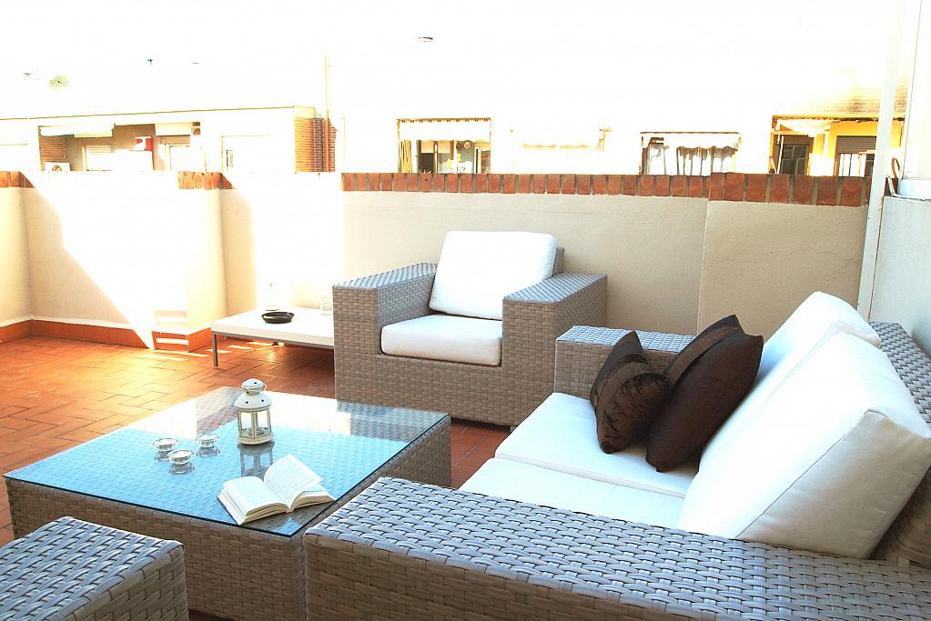 Ático en alquiler en calle Juan XXIII, Benicalap en Valencia - 301386012