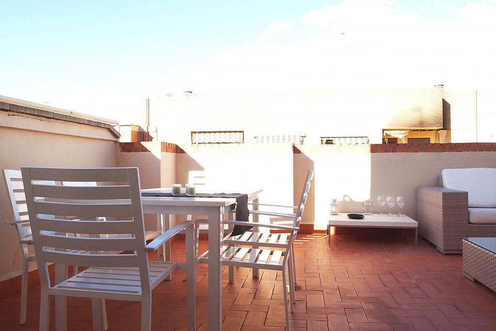 Ático en alquiler en calle Juan XXIII, Benicalap en Valencia - 301386014