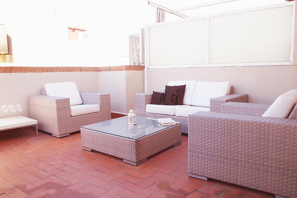 Ático en alquiler en calle Juan XXIII, Benicalap en Valencia - 301386022