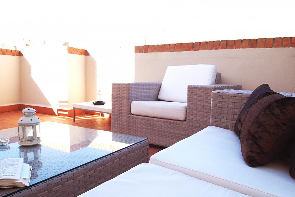 Ático en alquiler en calle Juan XXIII, Benicalap en Valencia - 301386026