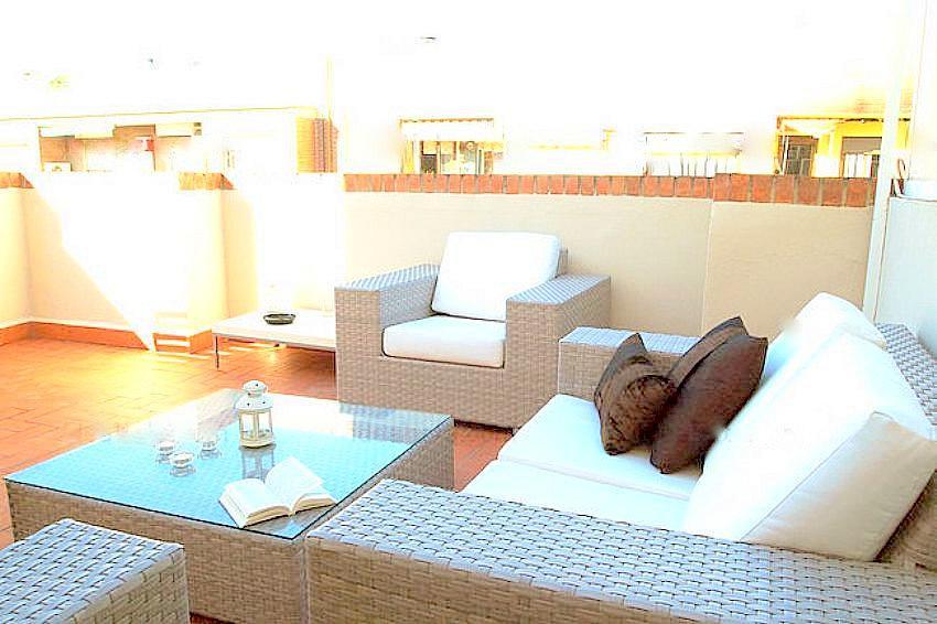 Ático en alquiler en calle Juan XXIII, Benicalap en Valencia - 301386048