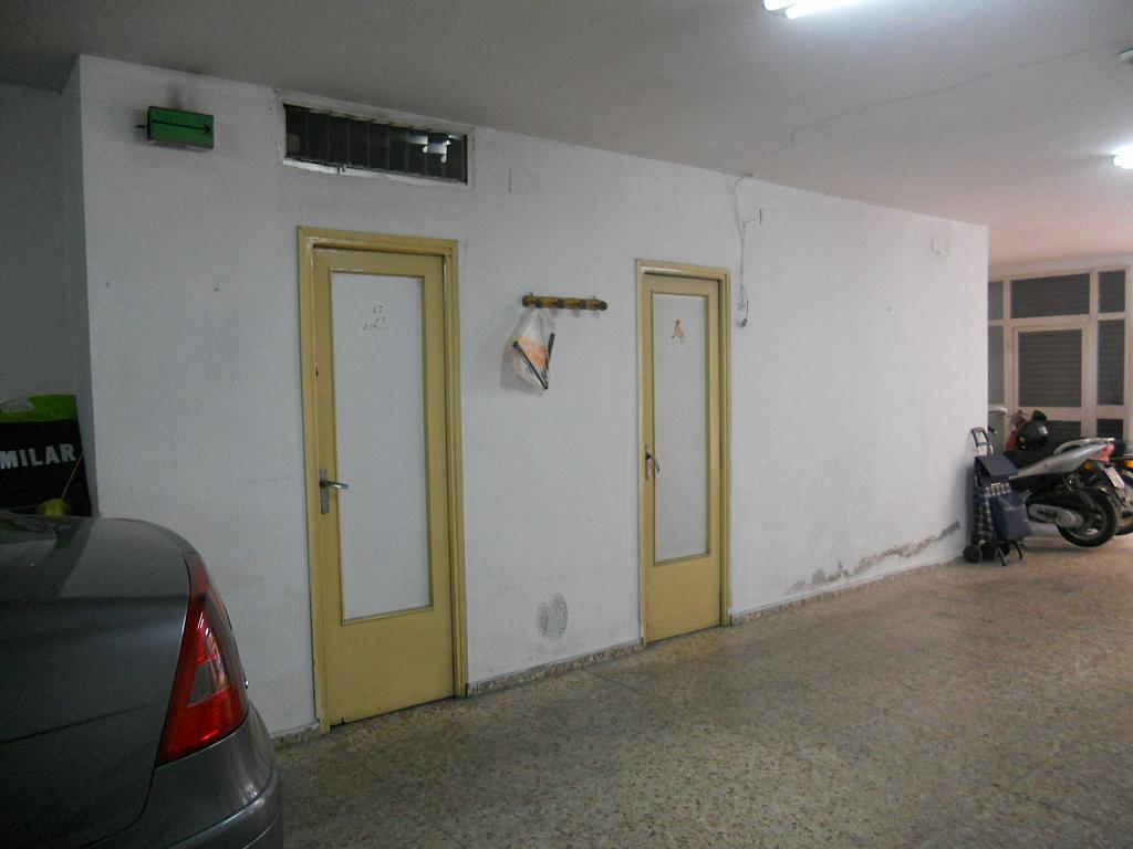 Bajo en alquiler en calle Visitación, Morvedre en Valencia - 323032768