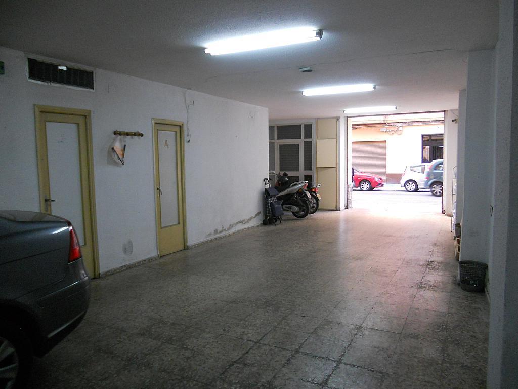 Bajo en alquiler en calle Visitación, Morvedre en Valencia - 323032770