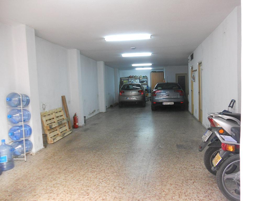 Bajo en alquiler en calle Visitación, Morvedre en Valencia - 323032779