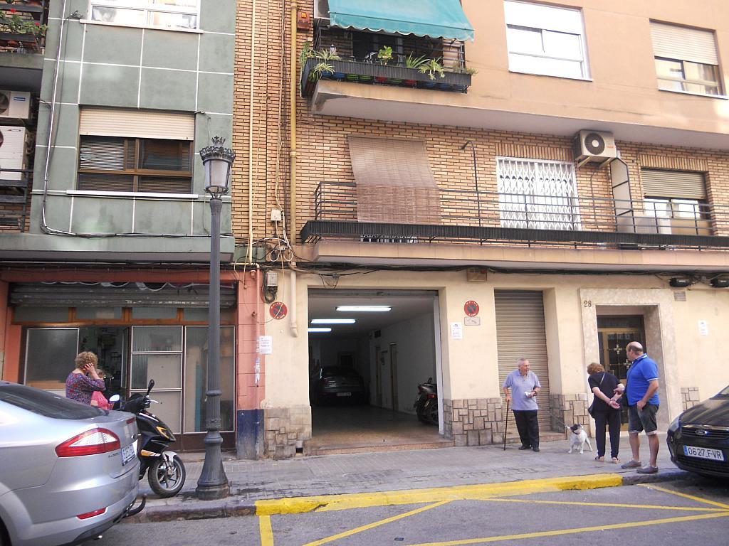 Bajo en alquiler en calle Visitación, Morvedre en Valencia - 323032781