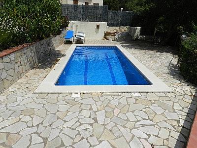 Villa en alquiler en Calonge - 324901425