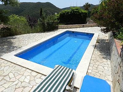 Villa en alquiler en Calonge - 324901437