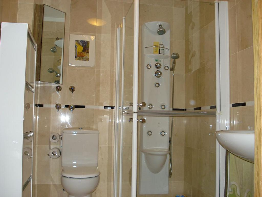 Bano - Apartamento en alquiler en Barakaldo - 349795987