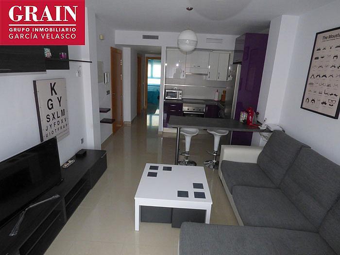 Apartamento en venta en calle Francisco Javier de Moya, Hospital en Albacete - 285682030