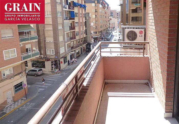 Apartamento en venta en calle Baños, Centro en Albacete - 323455440