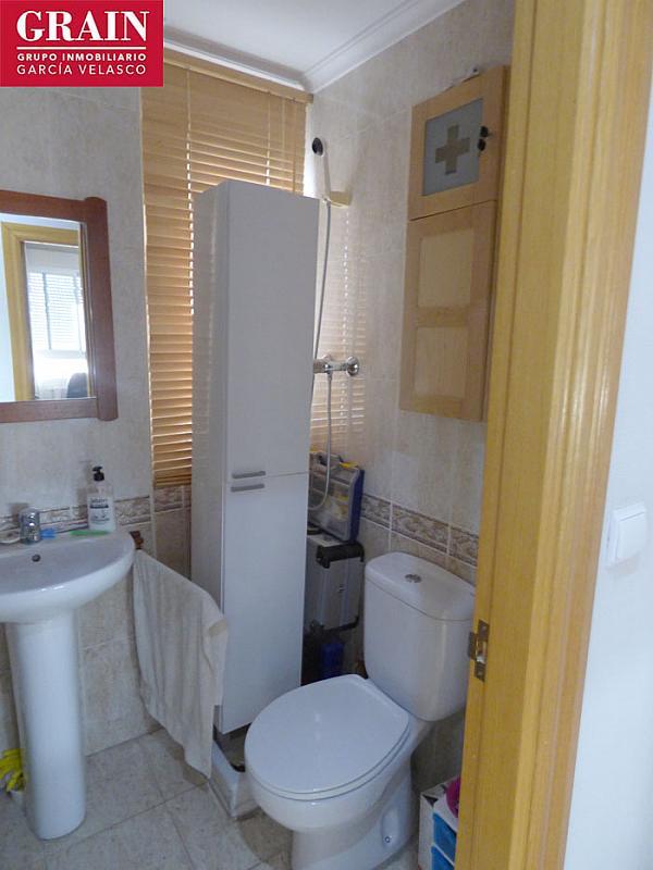 Apartamento en venta en calle Francisco Javier de Moya, Hospital en Albacete - 323920992