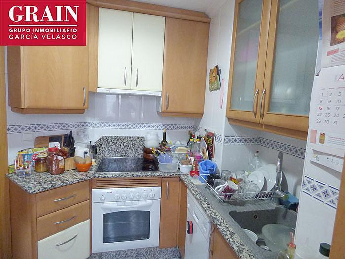 Apartamento en venta en calle Francisco Javier de Moya, Hospital en Albacete - 323920994