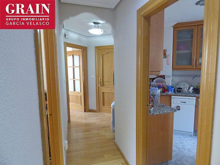 Apartamento en venta en calle Francisco Javier de Moya, Hospital en Albacete - 323921003