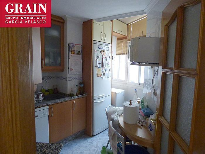 Apartamento en venta en calle Francisco Javier de Moya, Hospital en Albacete - 323921008