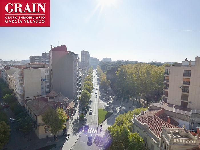 Ático en alquiler en plaza Gabriel Lodares, Centro en Albacete - 352193443