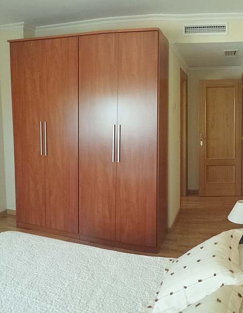 Ático en alquiler en calle Paris, Albacete - 156710765