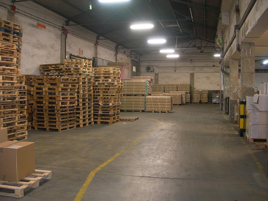 Nave industrial en alquiler en calle Berguedà, Can casablanques en Sant Quirze del Vallès - 238757892