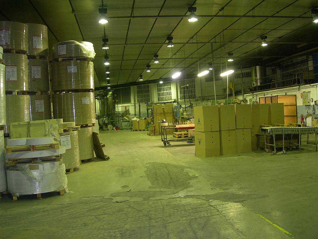 Nave industrial en alquiler en calle Berguedà, Can casablanques en Sant Quirze del Vallès - 238757919