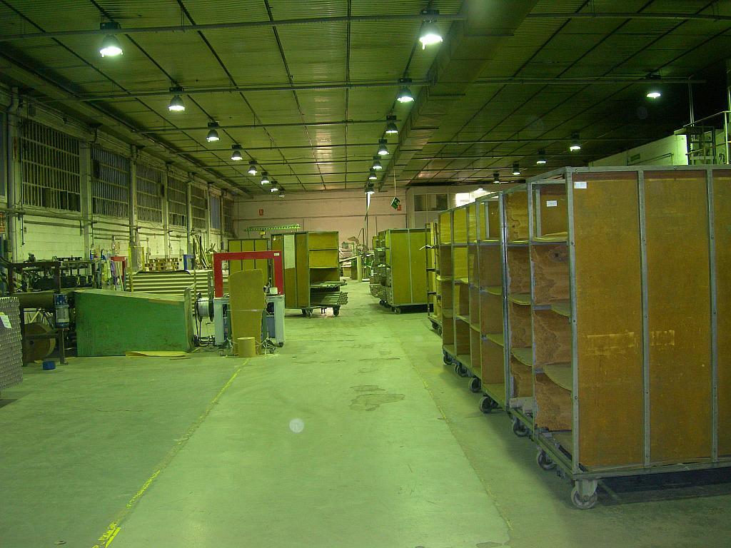 Nave industrial en alquiler en calle Berguedà, Can casablanques en Sant Quirze del Vallès - 238757941