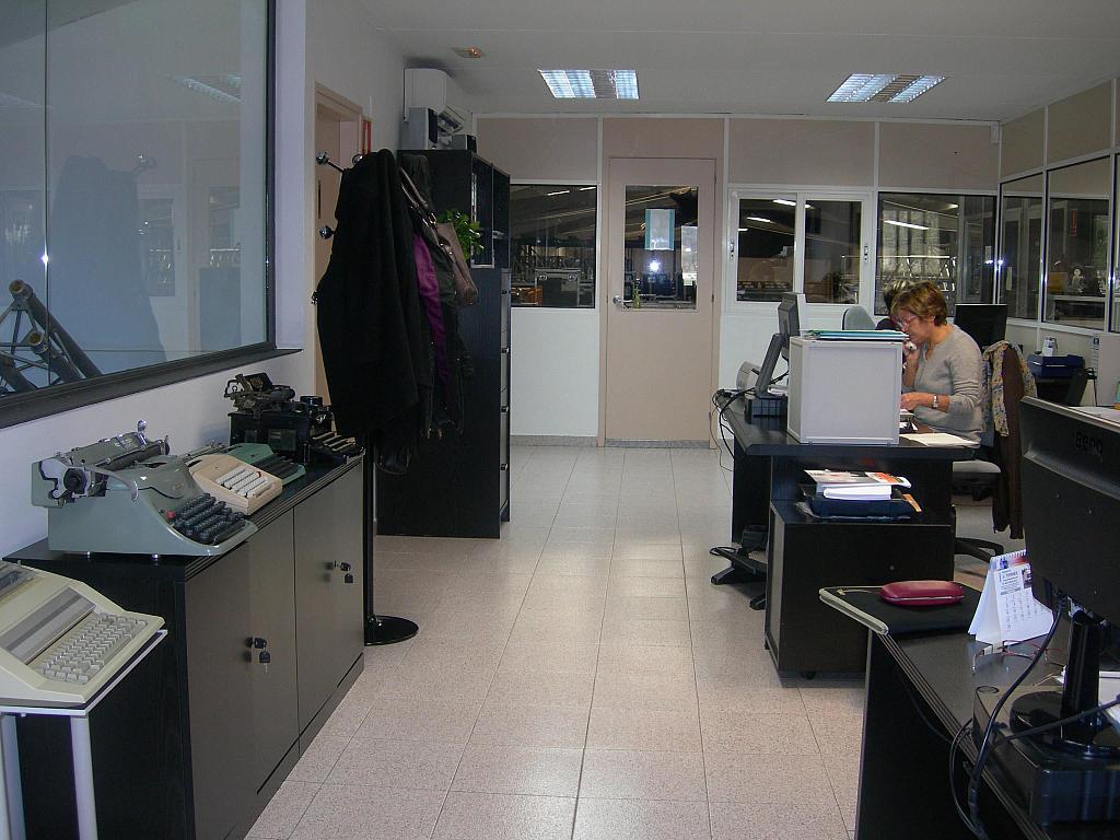 Nave industrial en alquiler en calle Segarra, Lliçà de Vall - 242417758